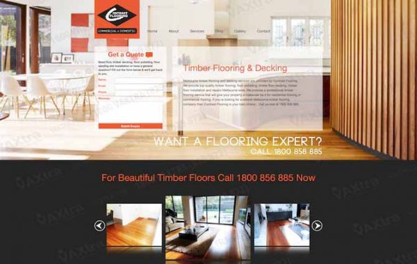 Flooring website